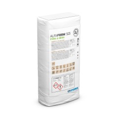 ALFAFORM SCS interior stucco screed